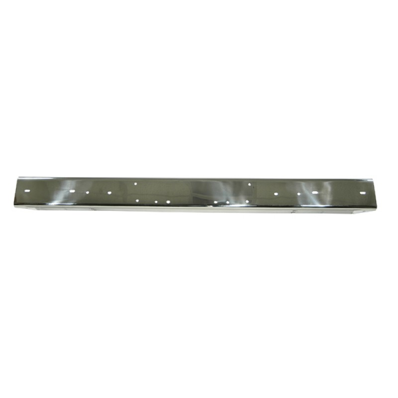 Stainless Steel Front Bumper, 87-95 Jeep Wrangler (YJ