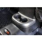 Center Cup Console, Charcoal, 2nd Row, 11-15 Jeep Wrangler (JK)