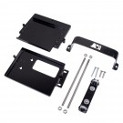 Dual Battery Tray, 97-06 Jeep Wrangler