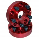 Wheel Spacers, 1.25-Inch, 84-06 Jeep Cherokee (XJ) Wrangler (YJ/TJ)