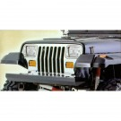Rock Crawler Front Bumper, 76-06 Jeep CJ and Wrangler
