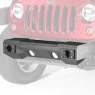 Steel Front Winch Bumper, 07-15 Wrangler JK(Aluminum accessories only)