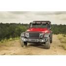 Spartacus Front Bumper, Black, 07-16 Jeep Wrangler