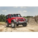 Spartacus Front Bumper Kit, 07-16 Jeep Wrangler