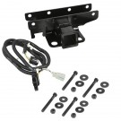 Receiver Hitch Kit with Wiring Harness, 07-15 Jeep Wrangler (JK)