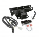 Receiver Hitch Kit, D-Shackle, 07-15 Jeep Wrangler