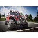 All Terrain Flat Fender Flare Kit, 07-15 Jeep Wrangler
