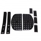 Side Step Kit, Black, Universal Application