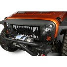Spartan Grille Kit, Land Shark, 07-16 Wrangler