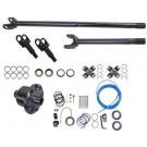 Front Grande 30 Axle Shaft Kit and ARB Locker, 82-86 Jeep CJ7 and CJ8