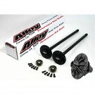 Rear Grande 35 Axle Shaft Kit and Detroit Locker, 90-02 Jeep Models