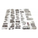 Body Fastener Kit, Hard Top, 76-86 Jeep CJ7