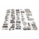 Body Fastener Kit, Soft Top, 76-86 Jeep CJ7