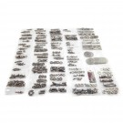Body Fastener Kit, Soft Top, 81-86 Jeep CJ8