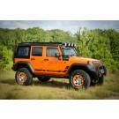 Side Decals, Pair, Rugged Ridge, 07-15 Jeep Wrangler