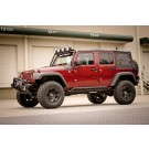 Side Decals, Pair, Barbed Wire, 07-15 Wrangler