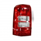 Tail Light, Left, 08-13 Jeep Patriot (MK)