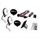 Windshield Light Mount Kit, 07-15 Jeep Wrangler (JK)