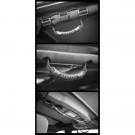 Neoprene Door And Grab Handle Covers, 07-15 Jeep Wrangler (JK)