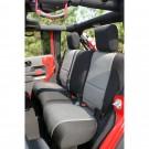 Neoprene Rear Seat Cover, 07-15 Jeep Wrangler Unlimited (JK)