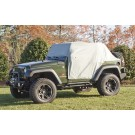 Weather Lite Cab Cover, 07-15 Jeep Wrangler (JK)