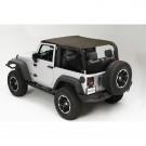 Island Topper, Khaki Diamond, 07-09 Jeep Wrangler (JK)