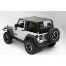 Pocket Island Topper, Khaki Diamond, 10-15 Jeep Wrangler (JK)