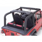 Full Roll Bar Cover Kit, 92-95 Jeep Wrangler (YJ)