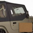 Upper Soft Door Kit, Spice, 88-95 Jeep Wrangler (YJ)