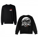Rugged Ridge Sweatshirt, Small, Black, Ready To Rock