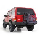 XRC RR Bumper/Tire Car for 84-01 Cherokee XJ