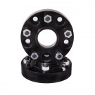 Wheel Spacers, 1.5-inch, 5 x 4.5-Inch Bolt Pattern
