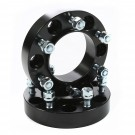 Wheel Spacers, 1.25-Inch, Black, 96-13 Toyota Trucks and SUVs