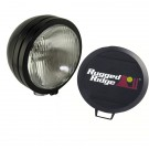 5-Inch Round HID Off Road Fog Light, Black Steel Housing