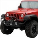 SRC FRONT BUMPER for 07-12 WRANGLER JK 2/4DOOR