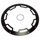 Rim Protector, Black, 18-Inch Wheel
