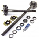 1 Piece Axle Kit, for AMC20, 76-86 Jeep CJ7 Quadratrac