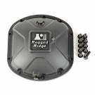 Boulder Aluminum Differential Cover, Dana 30, Black; Universal