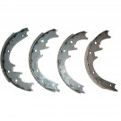 Rear Brake Shoes 02 Jeep Liberty (KJ)