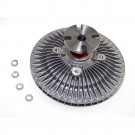 Fan Clutch W/ Serp Belt, 81-87 Jeep SJ Models