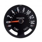 Speedometer Gauge, 55-79 Jeep CJ Models