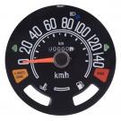 Speedometer Gauge, 80-86 Jeep CJ Models