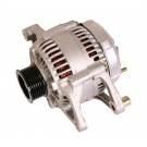 Alternator, 117 Amp, 2.5L, 01-02 Jeep Wrangler (TJ)
