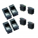 Rocker Switch Housing Kit