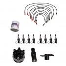 Ignition Tune Up Kit V8, 75-77 Jeep CJ Models