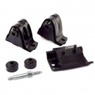 Eng Mount Kit 4.0, 4.2L, 87-96 Jeep Wrangler