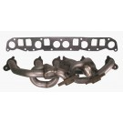 Header, Stainless Steel, 4.0L, 1999-2006 Jeep Models