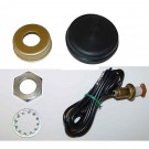 Horn Button Kit, 60-75 Jeep CJ5 and CJ6