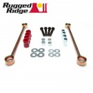 Rear Sway Bar End Links, 4 Inch Lift, 07-15 Jeep Wrangler