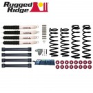 3-Inch Lift Kit with Shocks, 93-98 Jeep Grand Cherokee (ZJ)